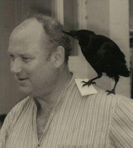 Louis de Bernieres, author, poet, musician